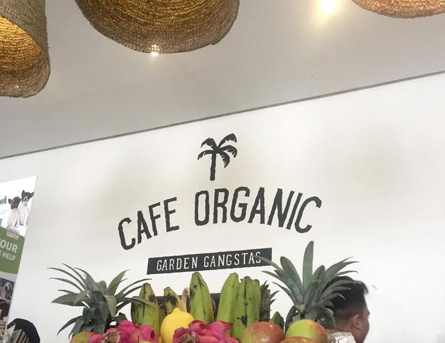 cafe organic canggu bali